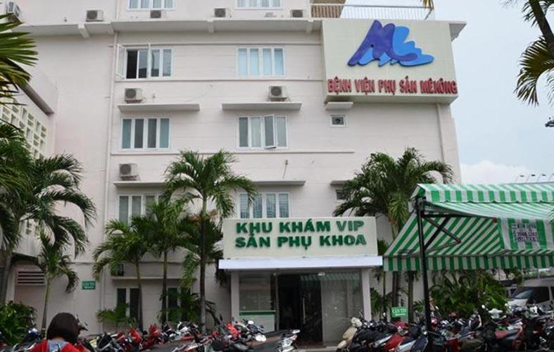 5. Bệnh viện phụ sản Mekong 1