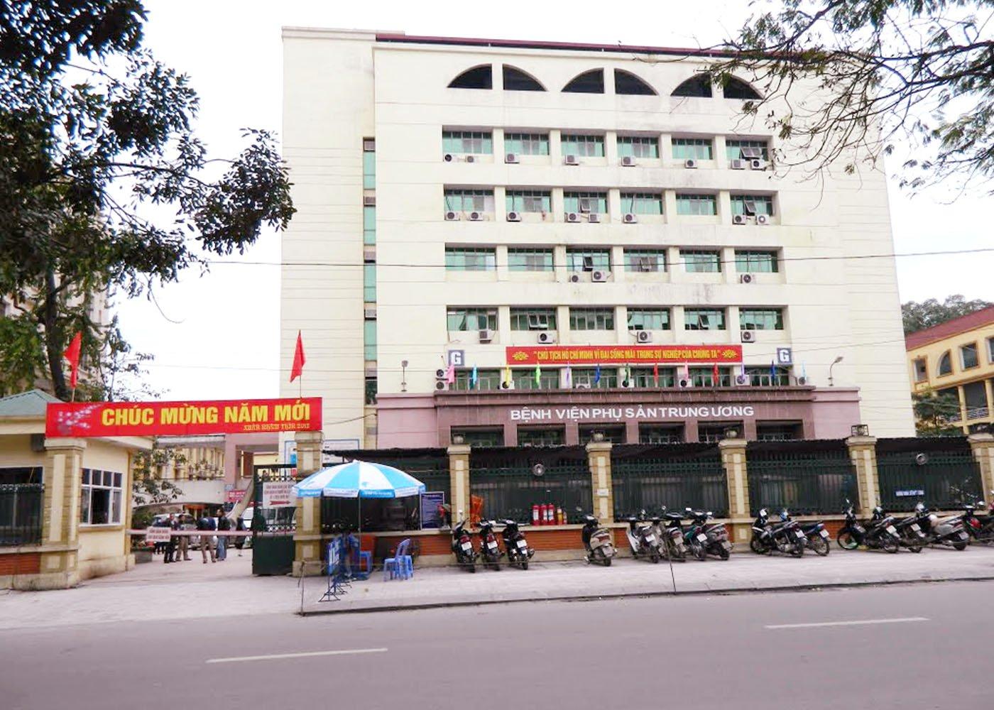 benh vien phu san trung ương