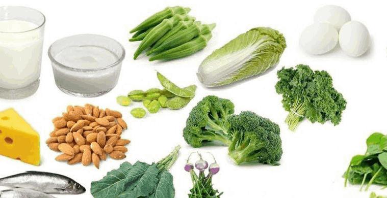 Thực phẩm giàu vitamin, khoáng chất 1
