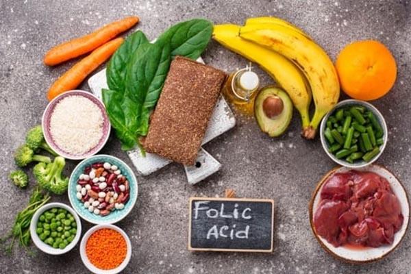Thực phẩm giàu Folate 1