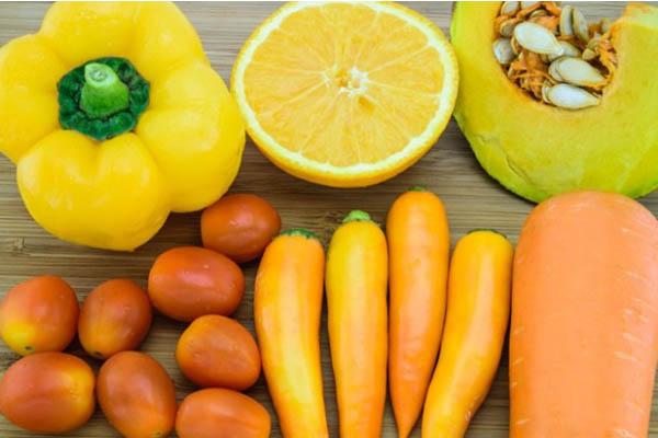 Thực phẩm giàu Carotenoids 1