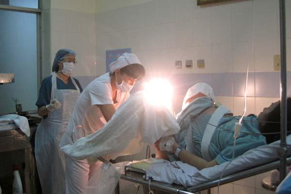 Điều trị viêm lộ tuyến cấp độ 3