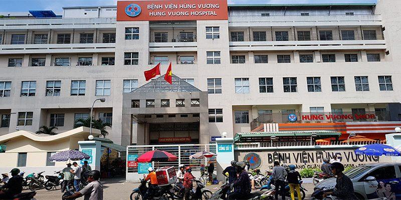 3.3. Bệnh viện Hùng Vương 1