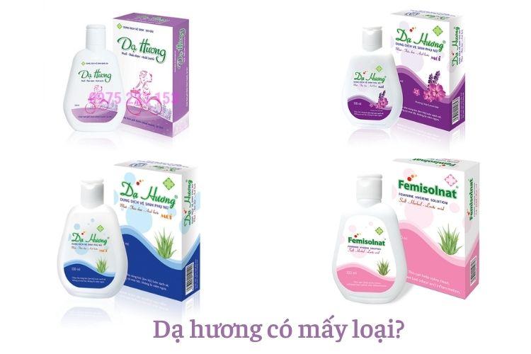 3. Dung dịch vệ sinh phụ nữ có mấy loại? 1