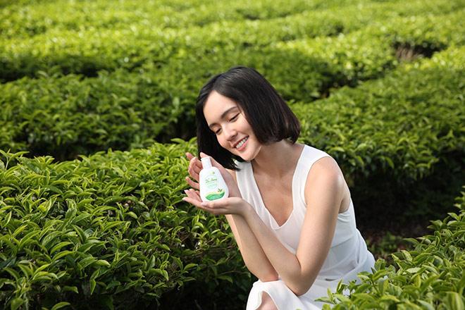 7. Dùng dung dịch Dạ hương trà xanh có gây khô âm đạo không? 1