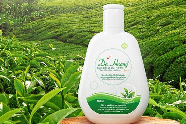 Dung dịch vệ sinh phụ nữ Dạ hương- làm sạch vùng kín hiệu quả, giảm ngứa và ngăn ngừa viêm nhiễm 1