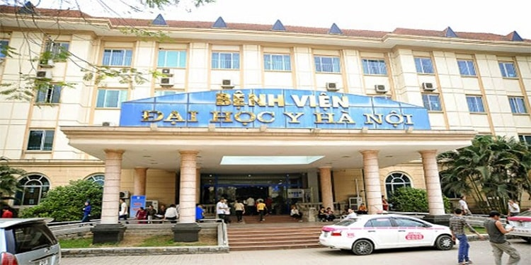 Bệnh viện Đại học Y Hà Nội - địa chỉ khám viêm phần phụ uy tín