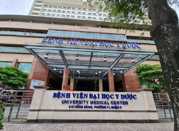Địa chỉ khám viêm phần phụ uy tín nhất hiện nay - Bệnh viện Đại học Y Dược TP HCM
