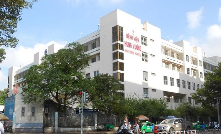 Bệnh viện Hùng Vương có cơ sở, thiết bị hiện đại cùng đội ngũ bác sĩ chuyên môn cao