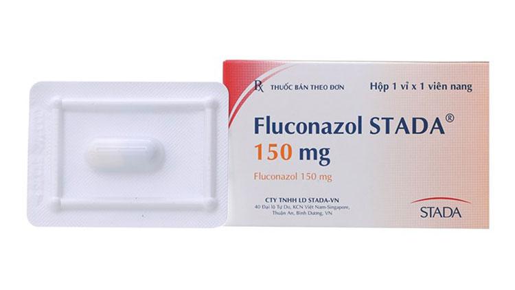 3- Thuốc chữa viêm âm đạo Fluconazole 1