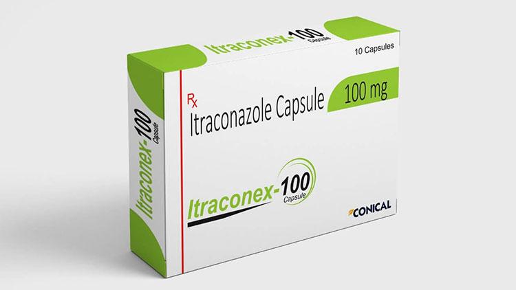 5- Thuốc chữa viêm âm đạo Itraconazole 1