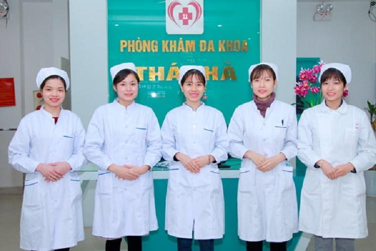 Phòng khám đa khoa Thái Hà - nơi khám phần phụ được nhiều chị em tin tưởng