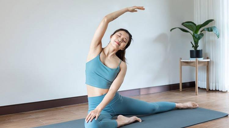 5. Tập thể dục nhẹ nhàng 1