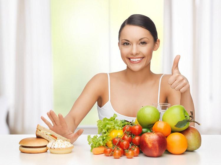 Xây dựng chế độ ăn uống hợp lý, lành mạnh 1