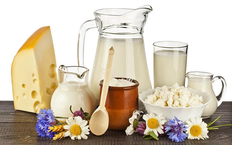 2.1. Sữa và các chế phẩm từ sữa 1